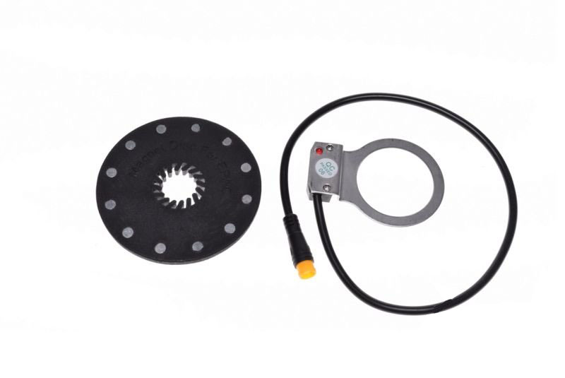 PAS (pedal-assistant) szenzor, e-bike