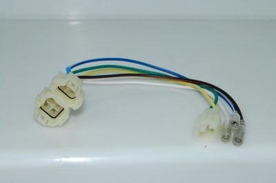 átalakító csatlakozó kábel CDI C.D.I. vezérlő elektronika 2T