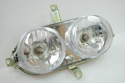 első fényszóró MOTO-ZETA