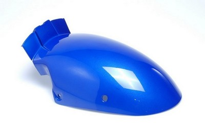 sárvédő, első N.A.125 kék