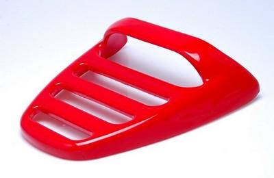 csomagtartó platni N.A.125 piros