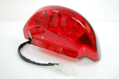 lámpa szett hátsó komplett LED