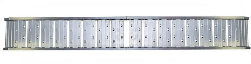 Rámpa kettéhajtható alumínium 220 x 29.3cm