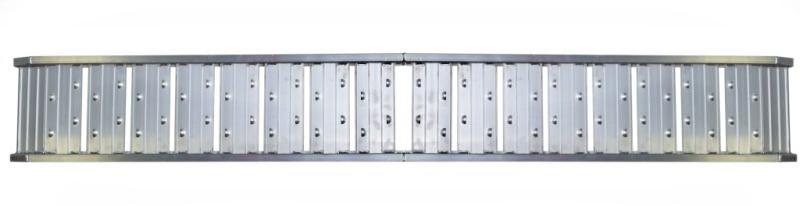 Rámpa kettéhajtható alumínium 180x29.3cm