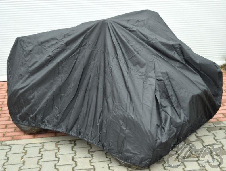 Quad ATV takaró ponyva kültéri 251x124x84 fekete