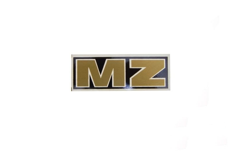 Embléma MZ Arany 10db