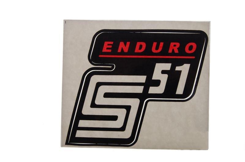 Embléma, SIMSON ENDURO 10db