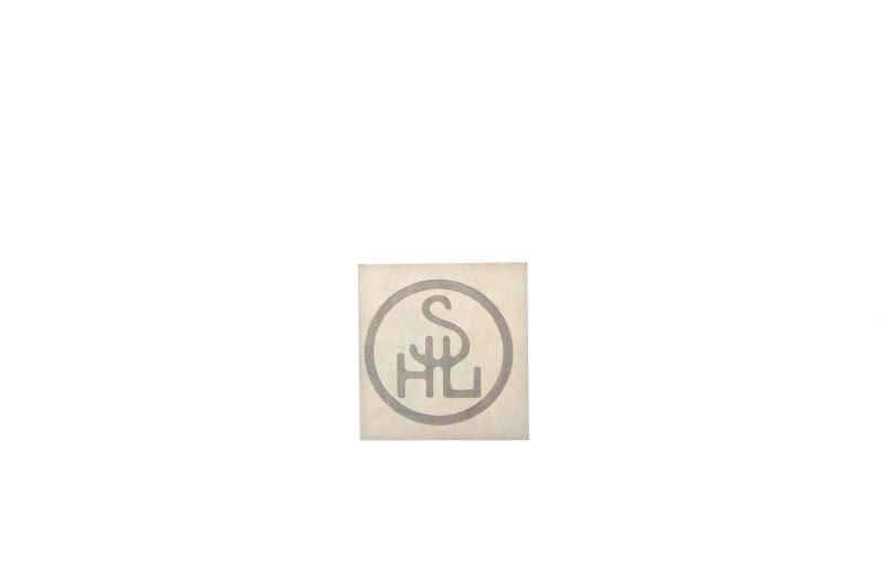Embléma SHL Ezüst 10db