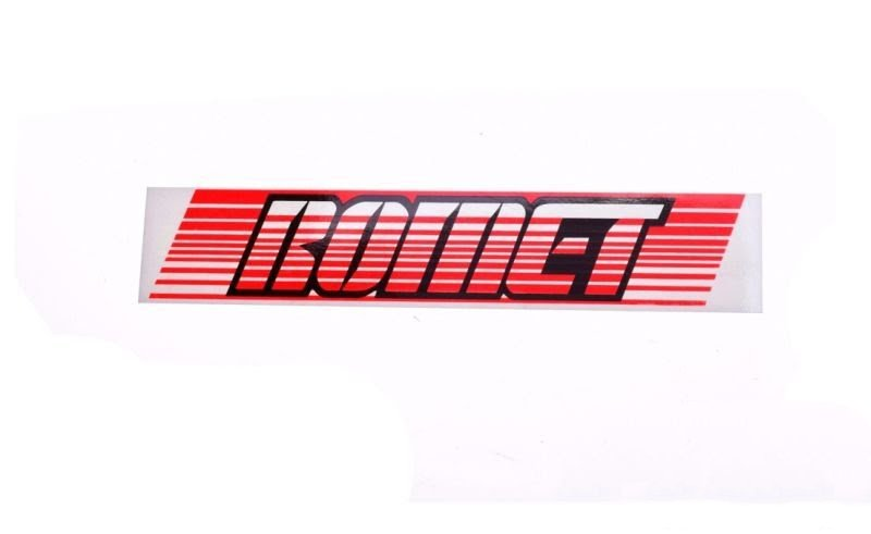 Embléma ROMET Piros, Nagy 10db