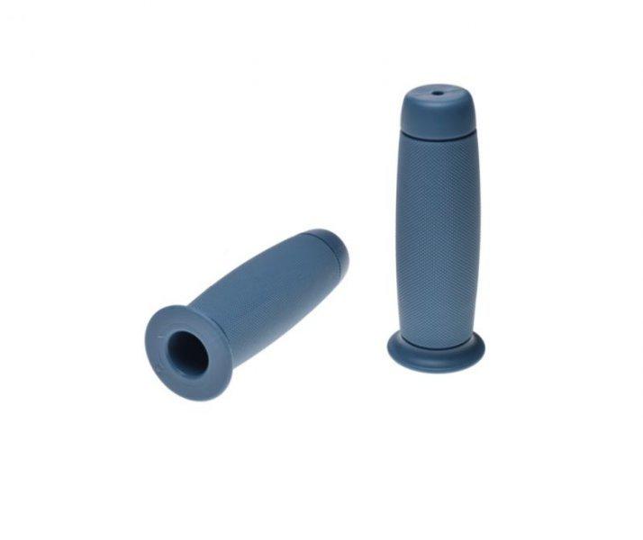 Markolat, kormányrúd VINTAGE 1z+7/8z 124mm Kék