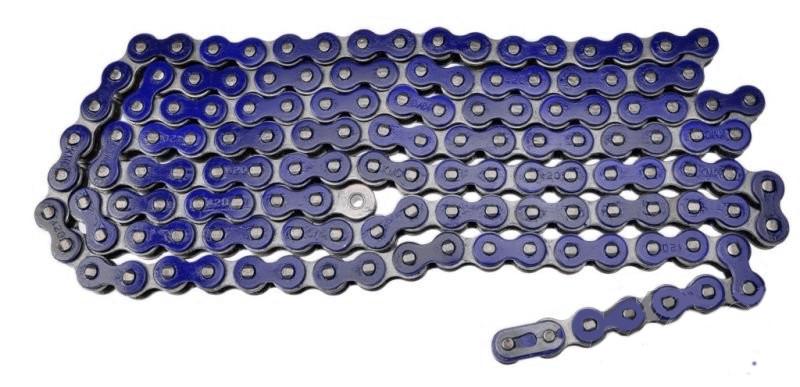 meghajtólánc KMC 420-138 kék