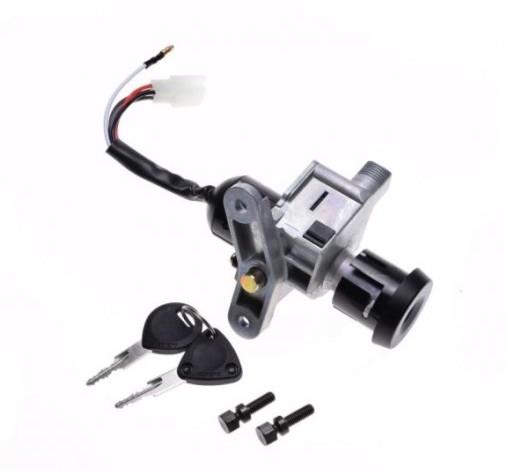 zár szett kulcs gyújtás MBK 50 Yamaha OVETTO 99-01 5ADH25010100