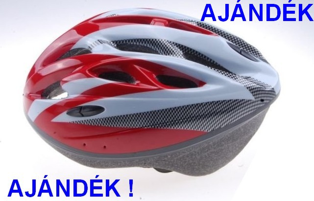 Sisak kerékpár bicikli TN8692 52-61mm XXS-XL