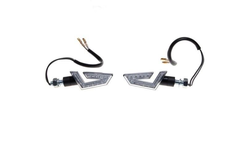 irányjelző lámpa index pár LED P.Gramma üres belső Ultra Design