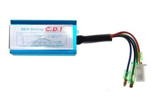 CDI C.D.I. vezérlő elektronika 2T tuning Minarelli robogó