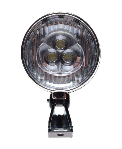 Lámpa első, LED kerékpár bicikli