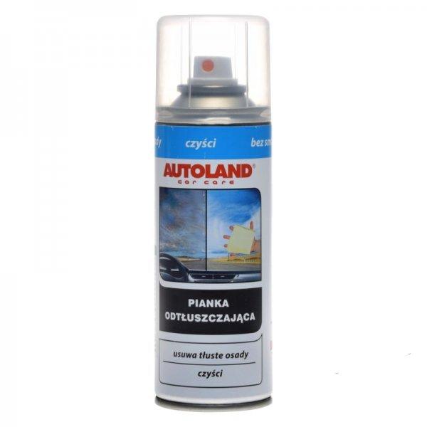 Üveg/plexi zsírtalanító spray 0.2L