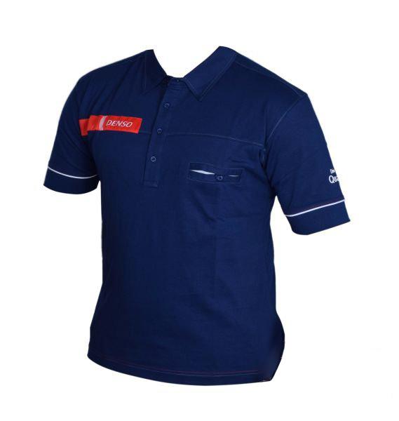Póló, kék DENSO XL