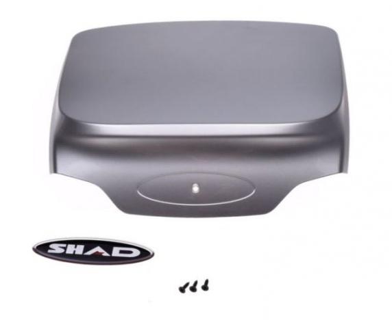Doboz fedél ezüst SHAD SH40 dobozhoz