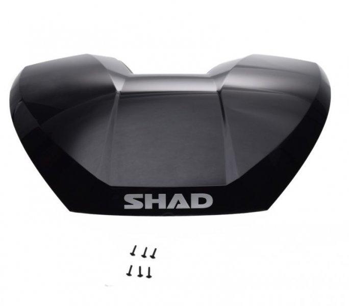 Doboz fedél fekete SHAD SH58X dobozhoz