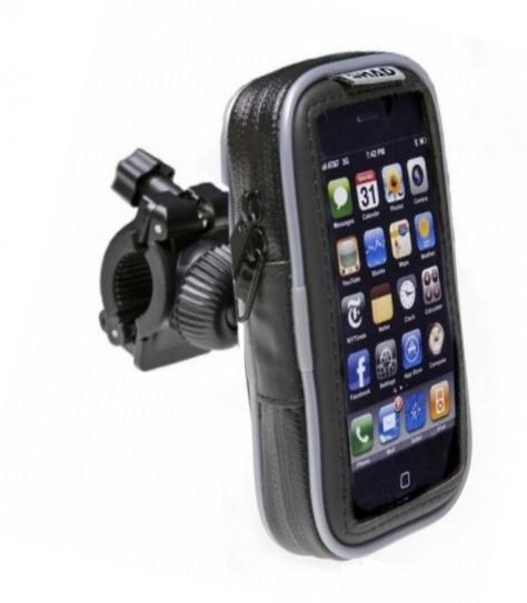 Okostelefon tartó 3.5 Zoll SHAD kormányrúd befogatással