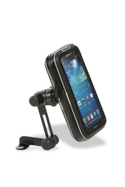 Okostelefon GPS tartó 5.5 Zoll SHAD tükör csavar befogatással