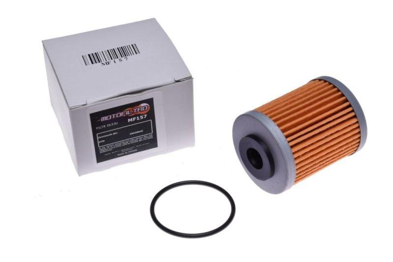 Olajszűrő MOTOFILTRO MF157 (HF157) REPL. KTM 59038046