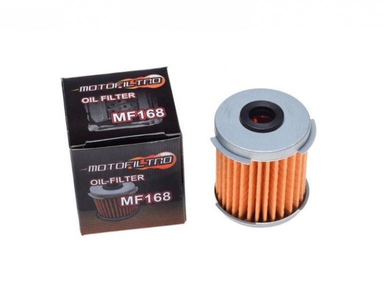 Olajszűrő MF168 (HF168)MOTOFILTRO 15412-SA1T-000