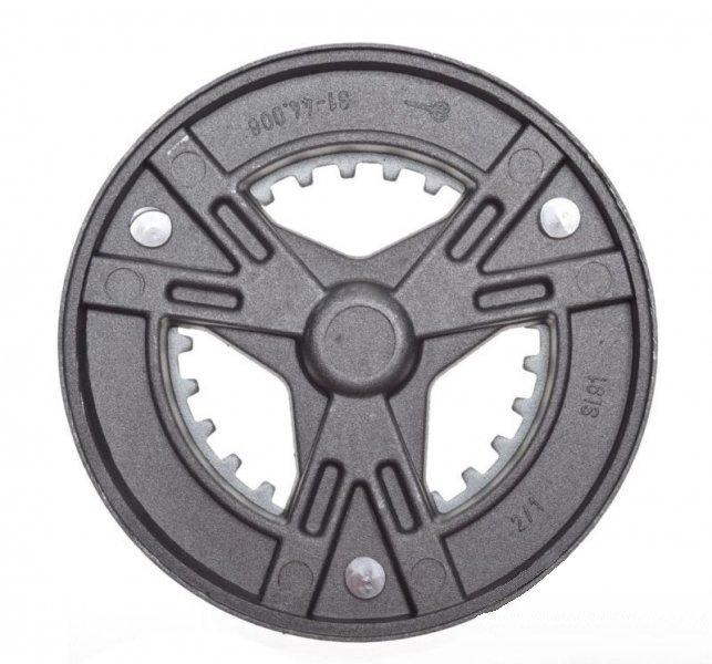 Tárcsa, nyomólap kuplung MZ150 aluminium/acél
