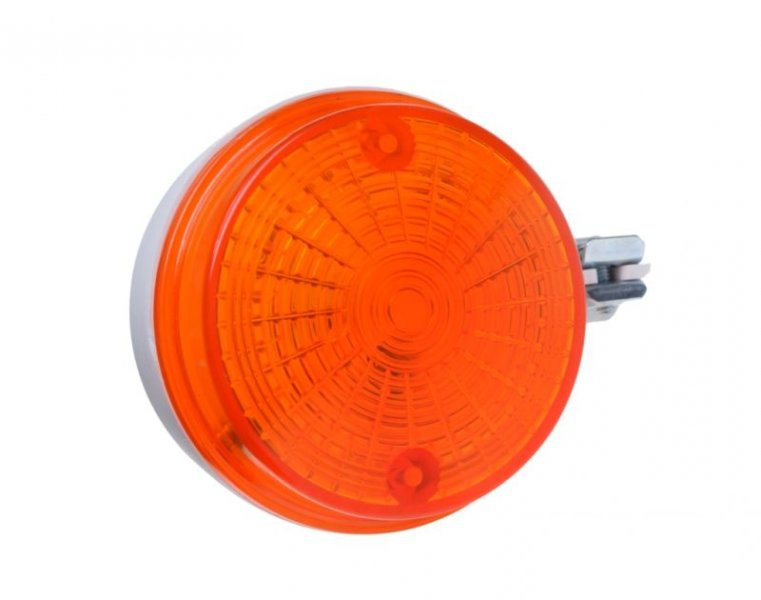 Index irányjelző lámpa MZ kör, hátsó