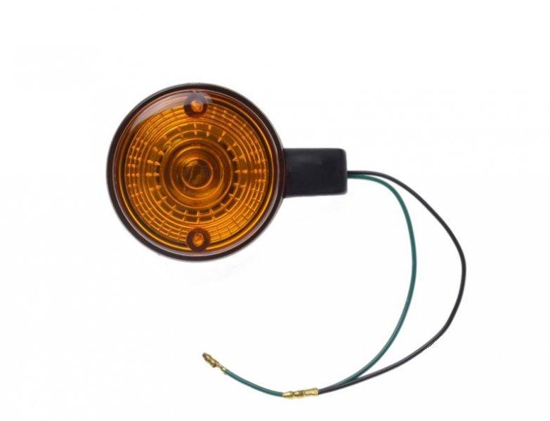 Index, irányjelző lámpa MZ króm