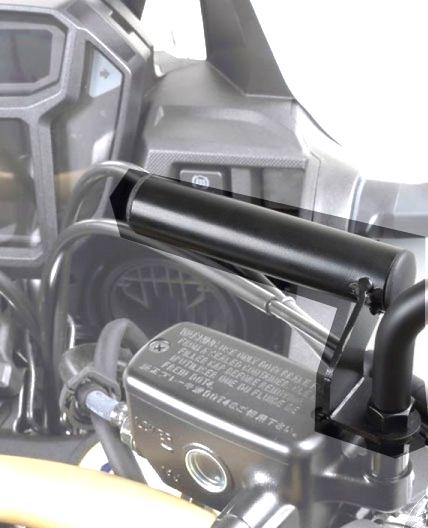 2410fbb5c423 Felfogató rudazat konzol navi GPS tartóhoz tükör csavar rögz job