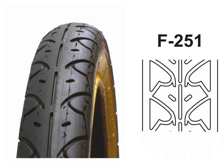 Abroncs külső kerékpár, 20 x 1,95 F251 AWINA