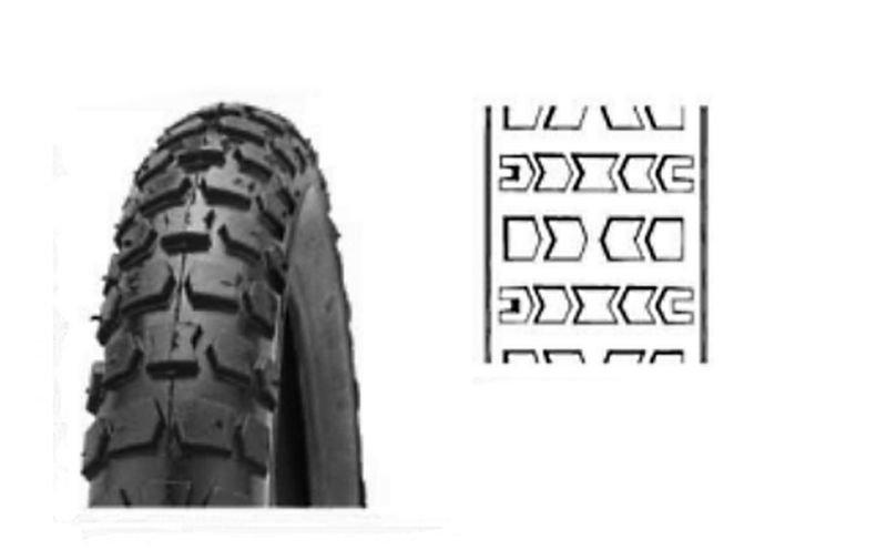Abroncs külső kerékpár, 20 x 2.125 BMX M103 AWINA