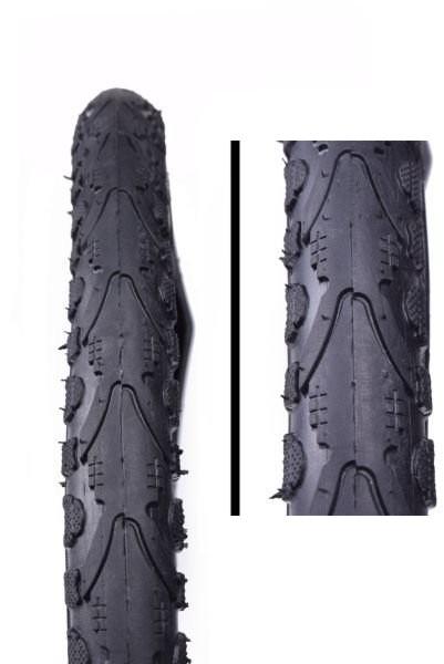 Abroncs külső kerékpár bicikli 4 X 1.75 M935 AWINA