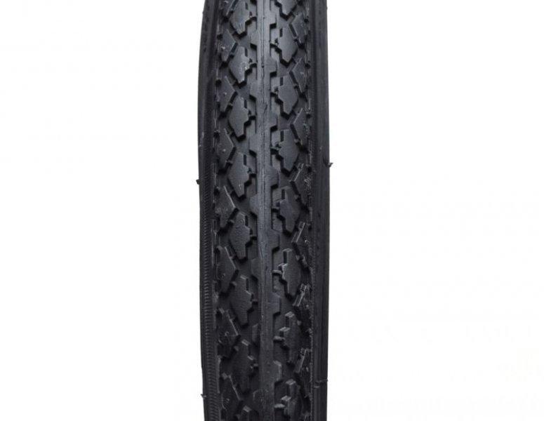 Abroncs külső, kerékpár 20X1,75 47-406 VRB208 BK