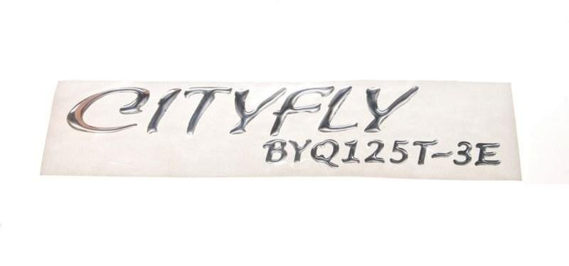 embléma oldal idomra CITYFLY PIAGGIO FLY 125