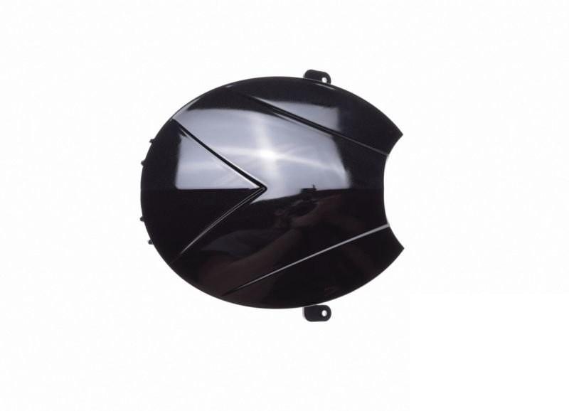 első fényszóró takaró idom, Peugeot Ludix 50 fekete