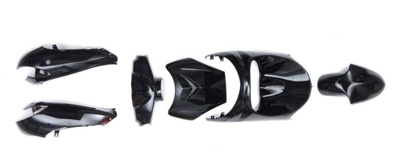 idom szett Peugeot Vivacity II 50 100 fekete 6 db