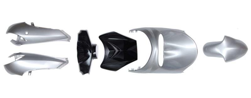 idom szett Peugeot Vivacity II 50 100 szürke 6 db