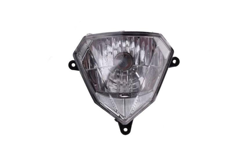 Első fényszóró szett, ROMET CRS50/125