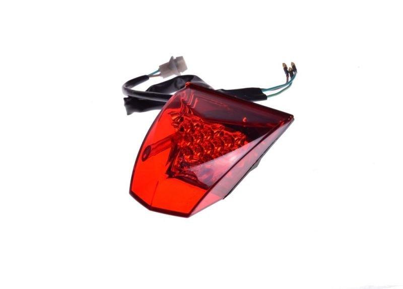 Hátsó lámpa, ROMET CRS50/125