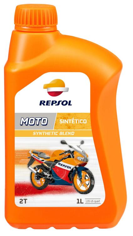 Repsol 2T Sintetico 1L motorolaj szintetikus kétütemű