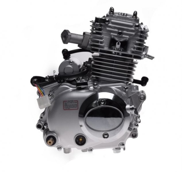 motor, komplett Romet Zetka 50 cm3 4T