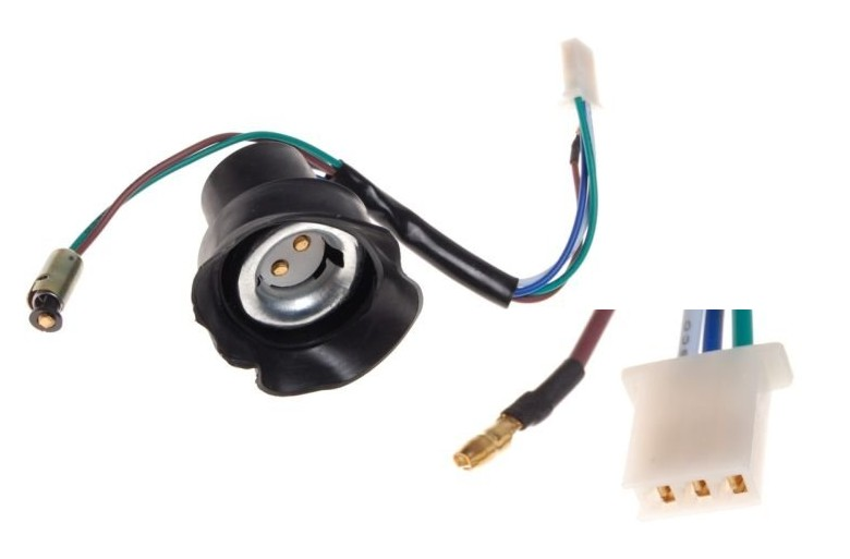 belső szerelvény + kábel fényszóró Suzuki GN 125