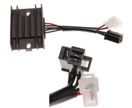 feszültség szabályzó Suzuki GN 125 rövid kábel