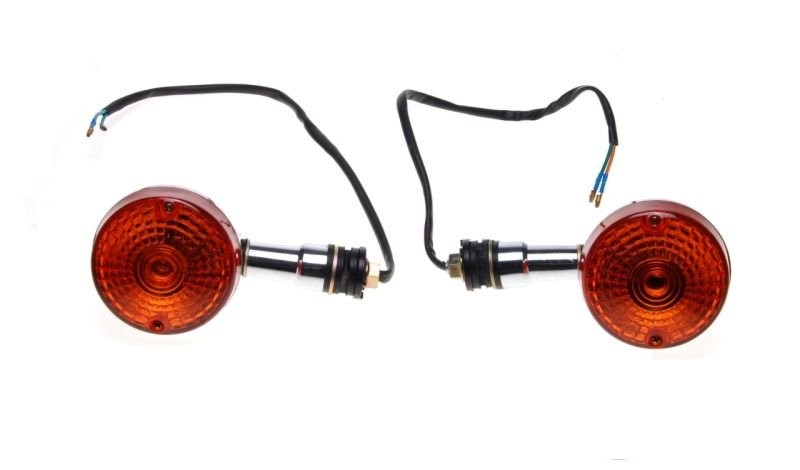 Index irányjelző lámpa pár első Suzuki GN 125 B