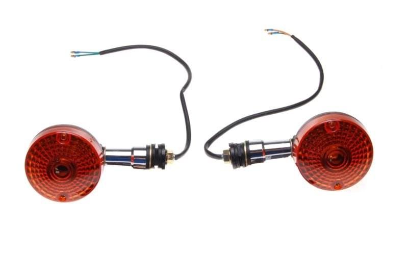 Index irányjelző lámpa pár első Suzuki GN 125