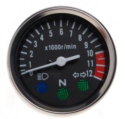 fordulatszámmérő műszer Suzuki GN 125
