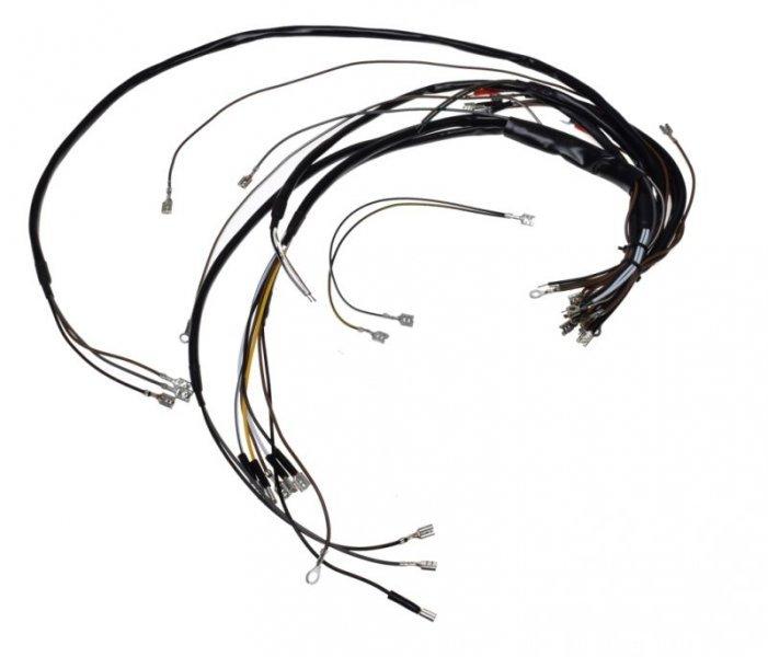 Kábel köteg, SIMSON KR51